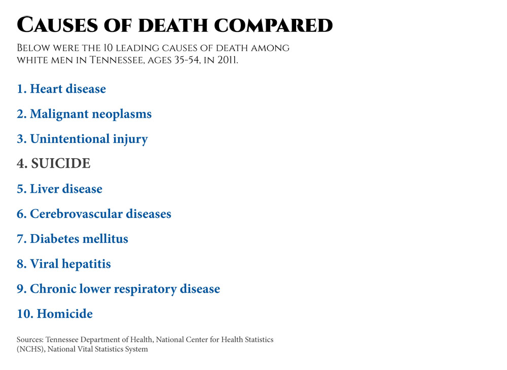 causes of suicide The facts note: this article is not intended as a replacement for suicide  counselling if you or someone you know may be at risk of committing suicide,  contact.