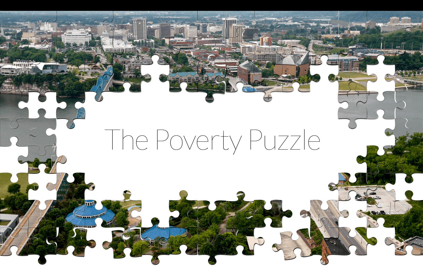 Povertypuzzleheadermaing across the southeast families are caught in an economic trap they cant escape and chattanooga now finds itself at a turning point fandeluxe Choice Image