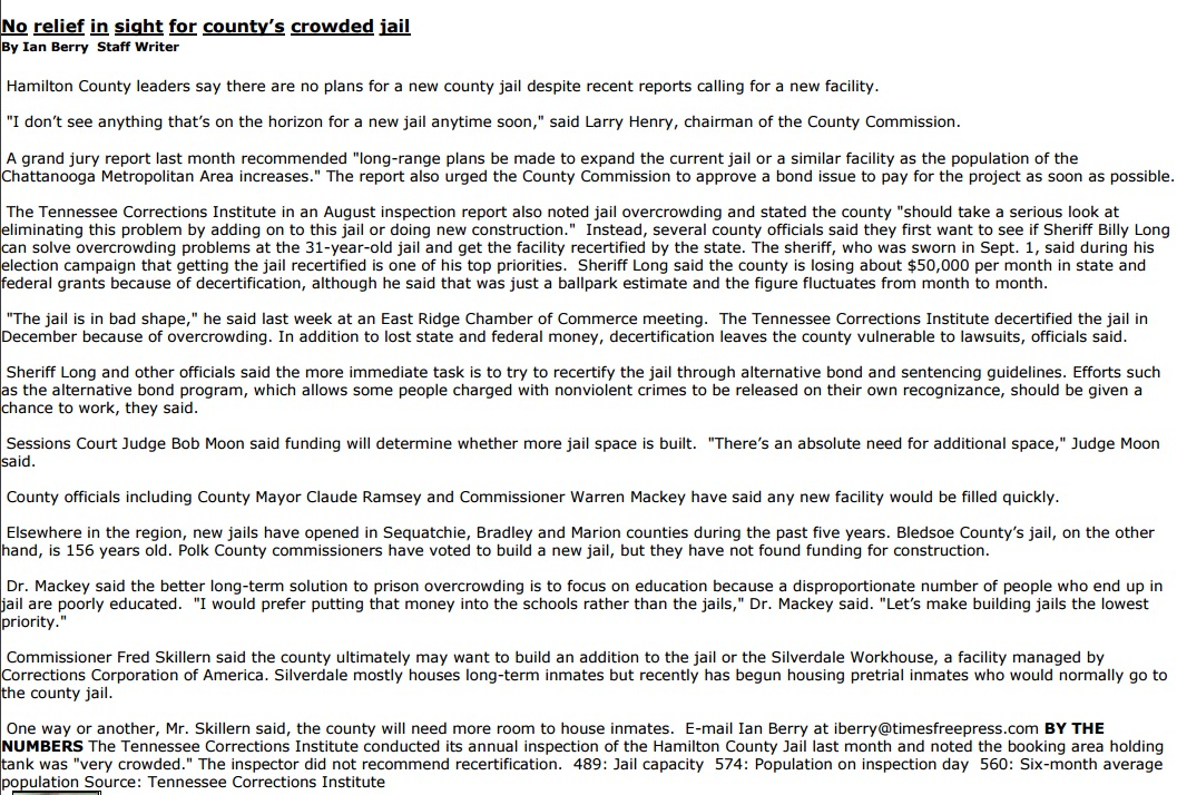1994,12,1 December 1, 1994 Davidson County judge rules private
